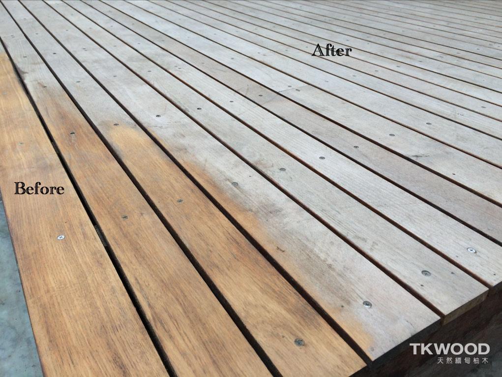 戶外木地板-1