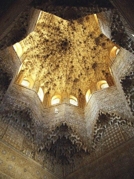 西班牙阿爾罕布拉宮
