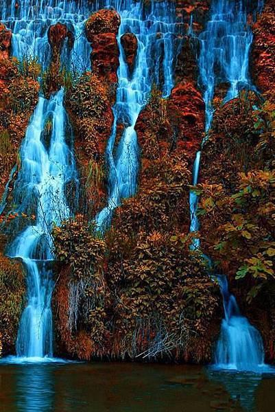 烏克蘭瀑布