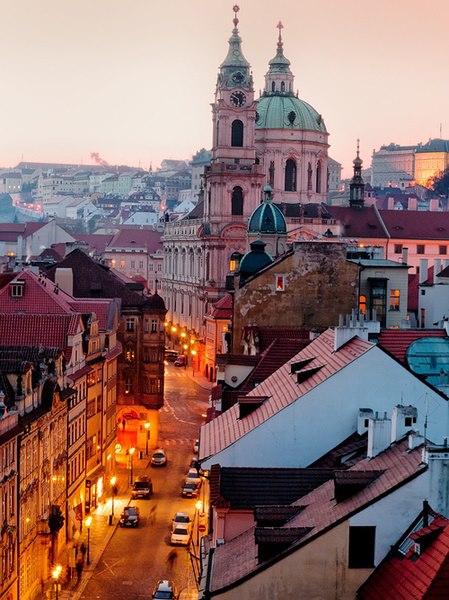 捷克布拉格