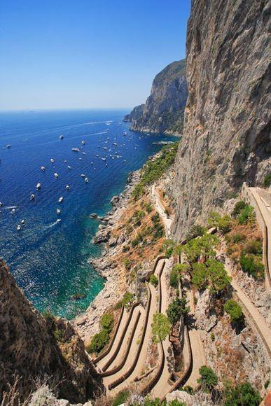義大利卡普里島