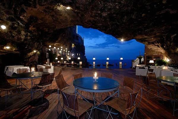 義大利海岸餐廳
