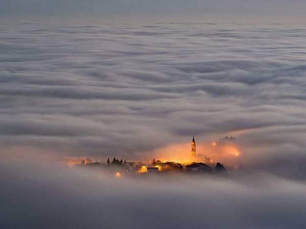 義大利雲海
