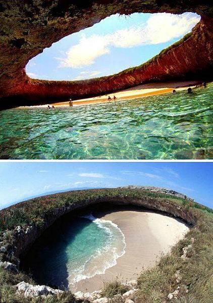 墨西哥馬利埃塔島