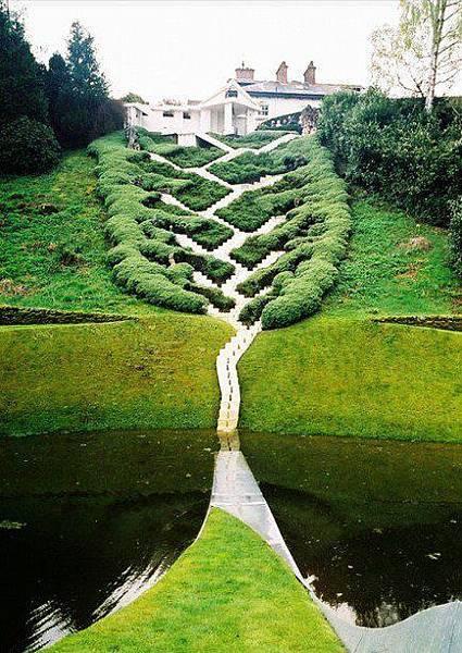 蘇格蘭無盡遐想花園