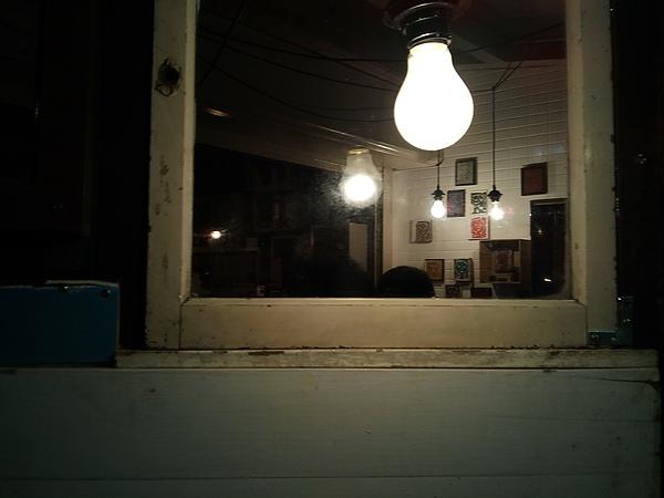 我喜歡這些燈泡兒