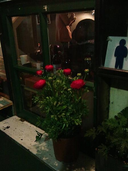 仕丞卡波送的花