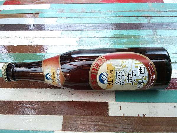 北台經典6%啤酒!