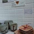 彩豆杯、樹豆杯、檜木餐墊組