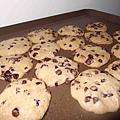 鄉村女主人廚藝-巧克力豆餅乾7.JPG