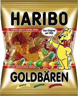 黃金小熊軟糖