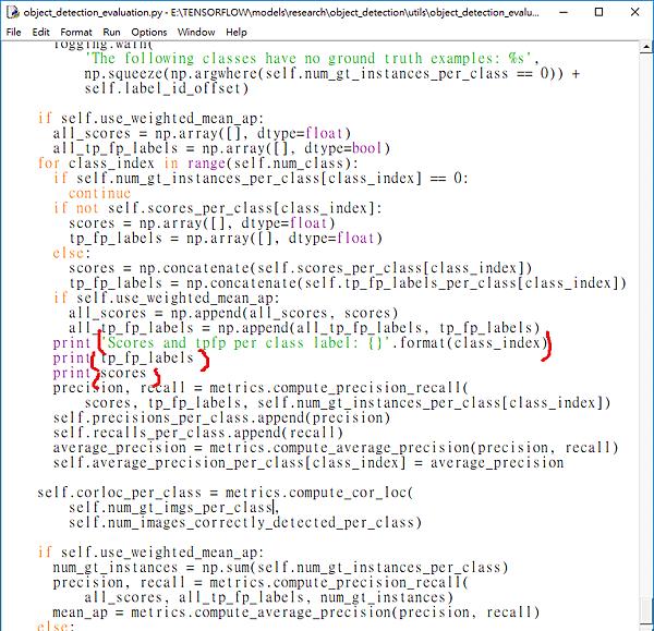 Tensorflow的Object Detection API發生SyntaxError: invalid