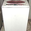 HITACHI日立洗衣機SF-J10P8變頻直驅式3