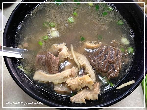 【澎湖】 北新橋牛雜湯 吃過才算來過澎湖啊