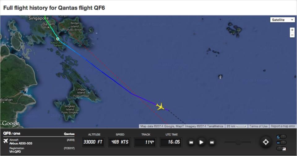 IMG_7521a 0005h Screen Shot 2014-08-23 at 10.17.17 am Reached Cruising Alt 33000ft.jpg