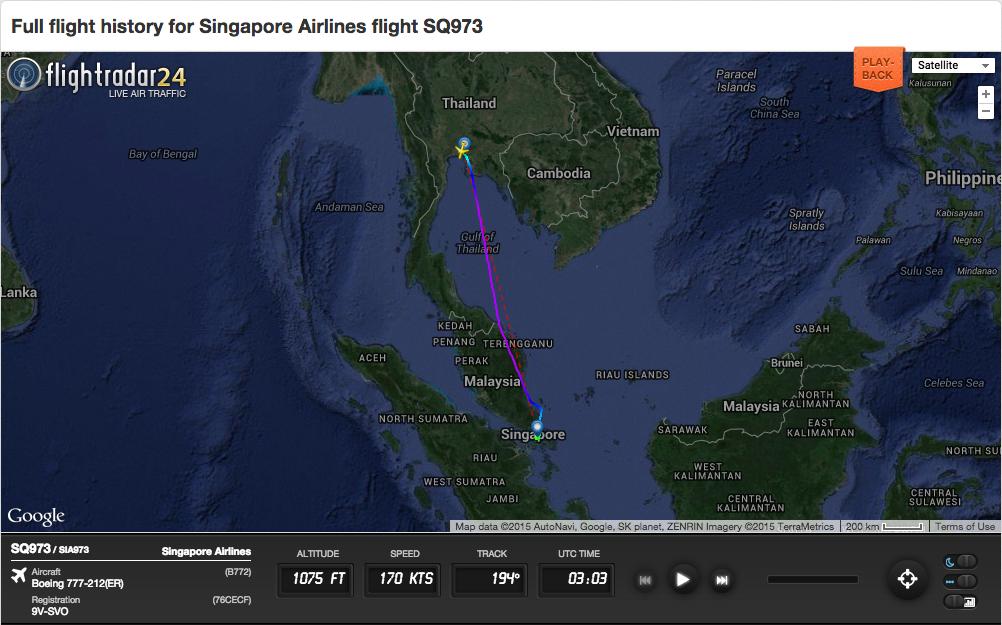 1346 Screen Shot 2015-04-11 at 3.02.30 am Full Flight Route