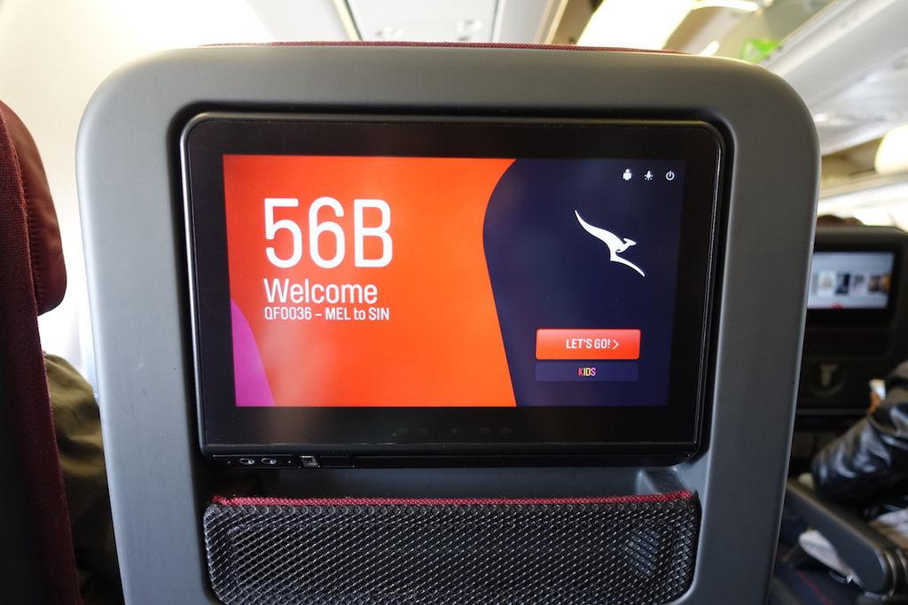 1136 DSC07542 Seat 56B IFE Switched on.JPG