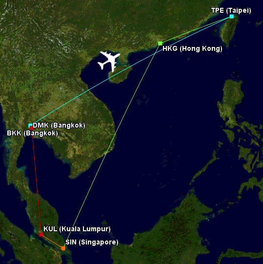 001 Flight Map (8-10 May) EDITED.png