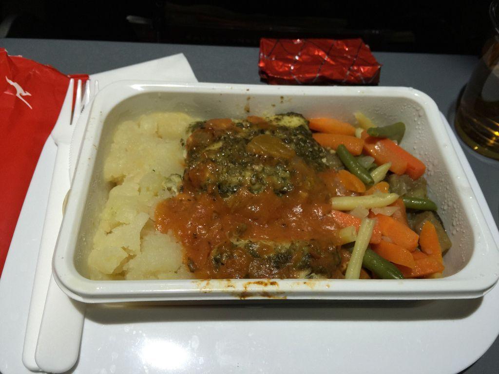 2123 IMG_4219 Hoki with Pesto and Tomato Mustard Sauce
