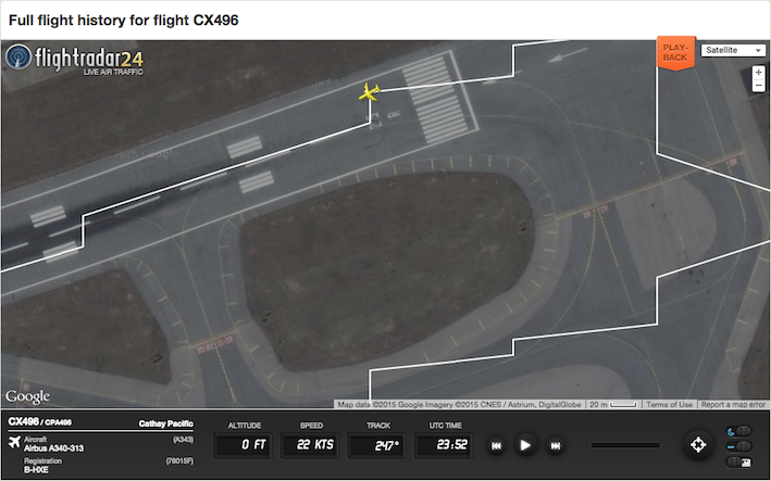 0753Screen Shot 2015-07-28 at 9.57.22 pm Depart Runway 25R