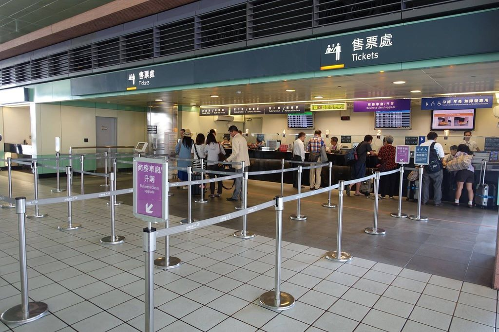 1003DSC00101 Ticketing Counters