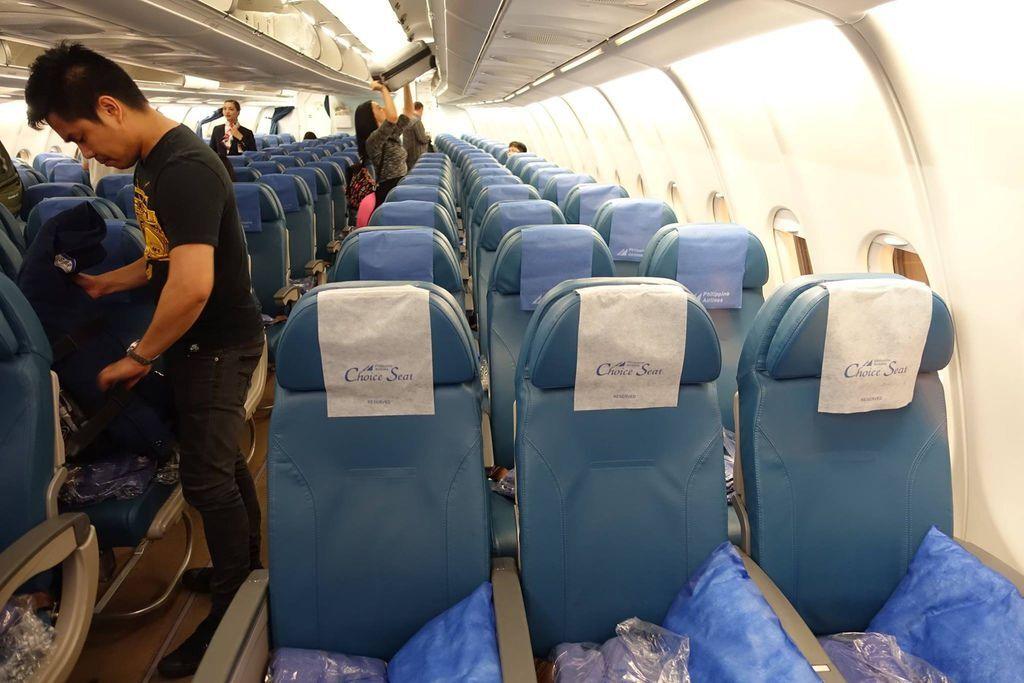 2041DSC00289 Onboard (Economy Choice Seats)