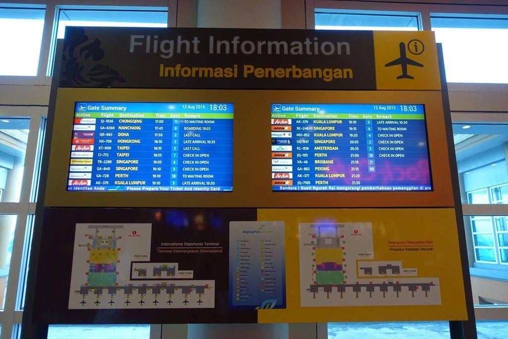 1803DSC00682 FIDS (Mostly Regional Flights)