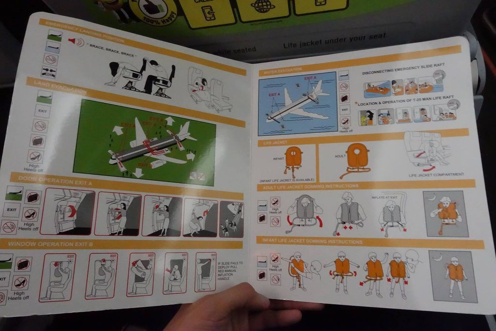 1932 02 DSC00721 Contents in Safety Card