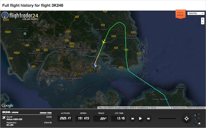 2145Screen Shot 2015-08-15 at 1.41.45 am Final Approach