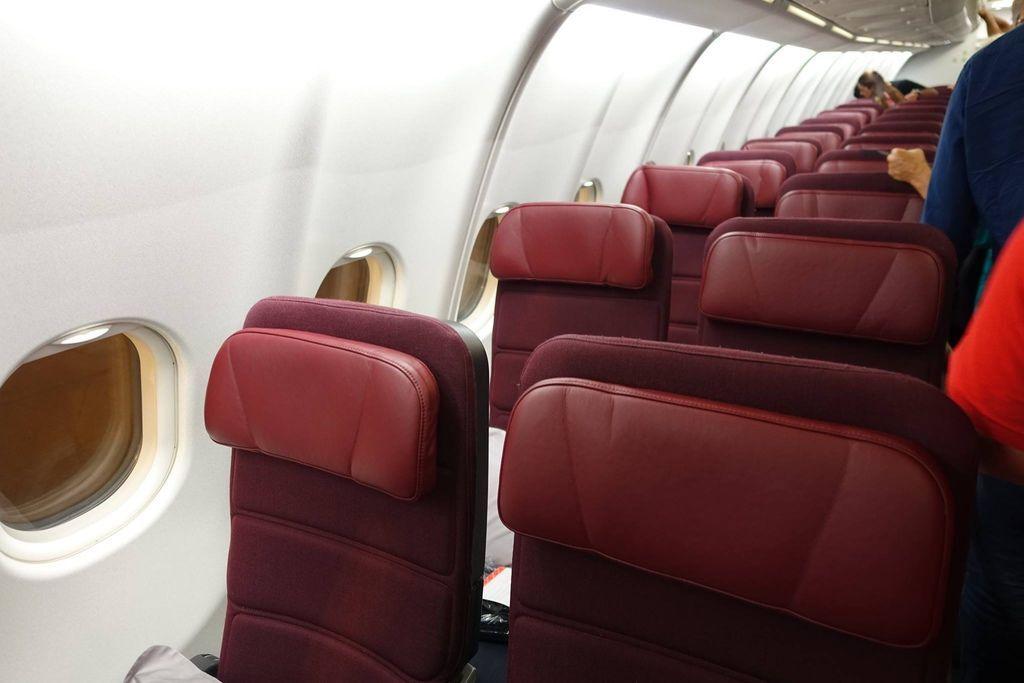 2038 DSC00969 Very Comfortable New Economy Seats