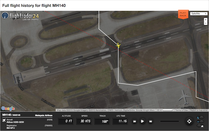 78b Screen Shot 2015-12-27 at 6.19.43 AM 2216h Crossing Runway 07
