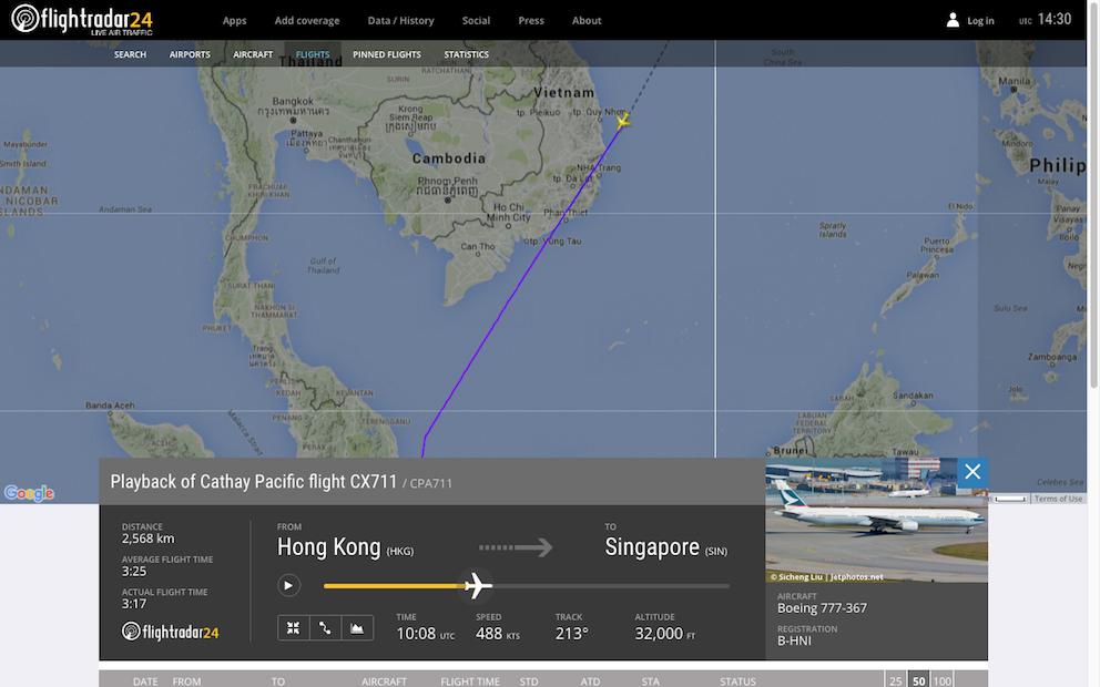 102b Screen Shot 2016-03-23 at 10.30.48 PM 1808h FL320 Approaching Vietnam