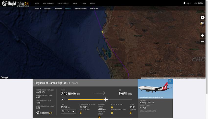 90b Screen Shot 2016-12-13 at 8.53.51 AM 0331h Enter Australian Airspace