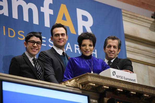 amfAR+Rings+NYSE+Opening+Bell+Recognition+O6cmdBZcHhul