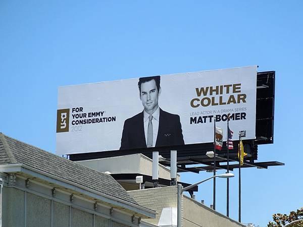whiteCollar Emmy billboard