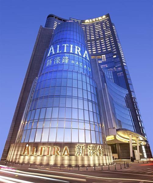 Altira Macau Exterior_Nov 2011