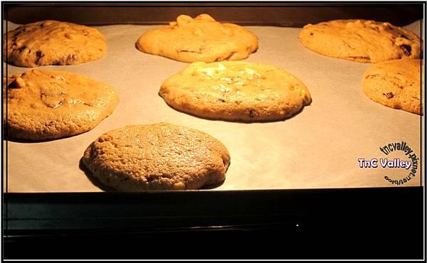 banana cookies 014