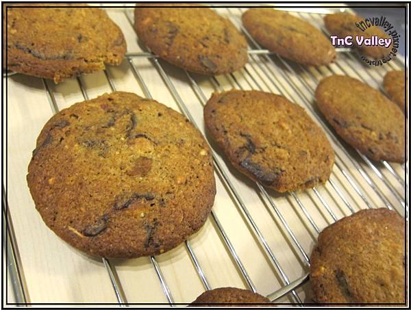 banana cookies 018