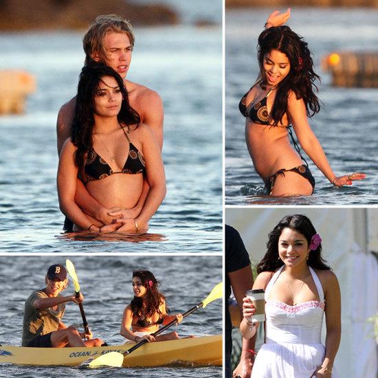 Vanessa-Hudgens-Austin-Butler-Hawaii-Pictures
