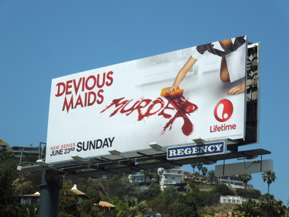 devious maids billboard