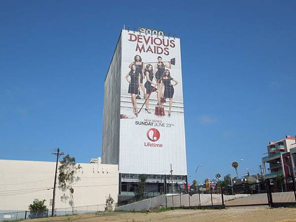 giant devious maids billboard2