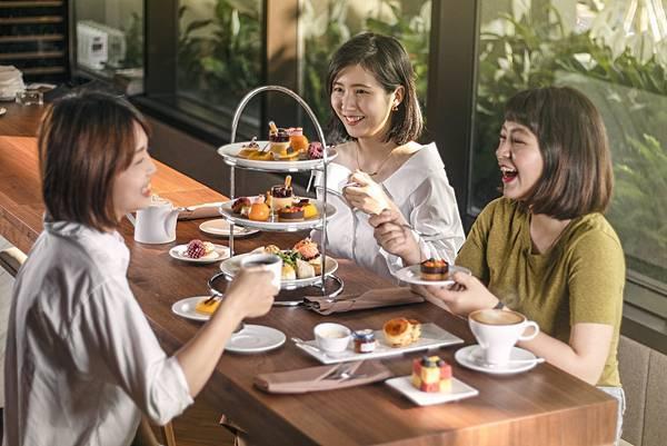 台南大皇冠假日酒店-英式下午茶芒果限定款.jpg