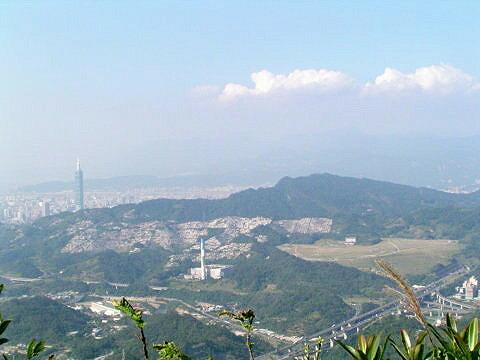 猴山岳風景2