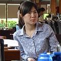 Gina表情三連拍