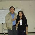 10 The Best Table Topics Speaker - Wini Kao.JPG