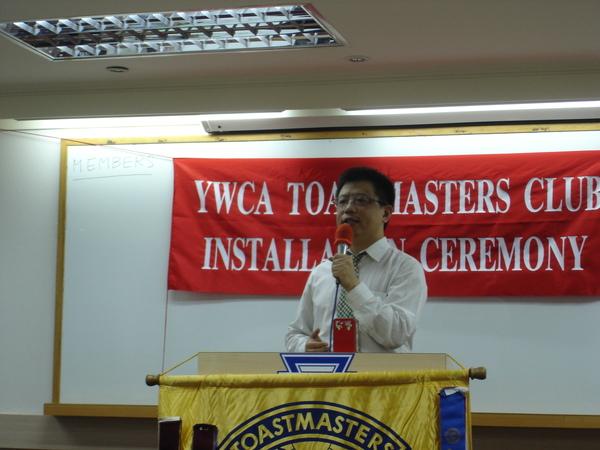 02 Outgoing President of YWCA & Farewell Speech.JPG