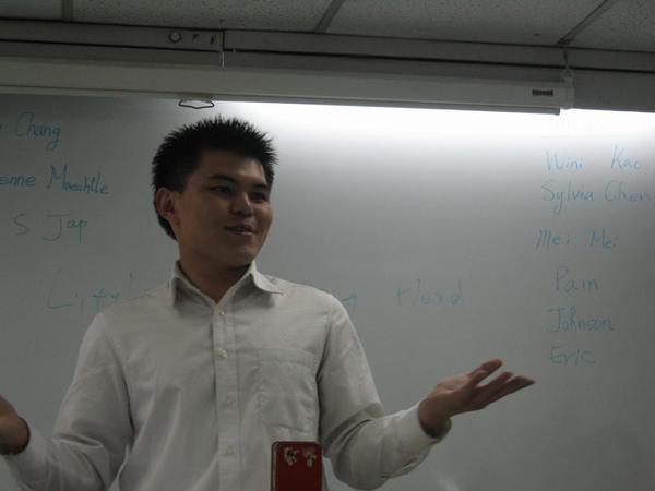 Speaker-Alex Huang