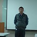 11 Table Topics Master - Richard again.JPG