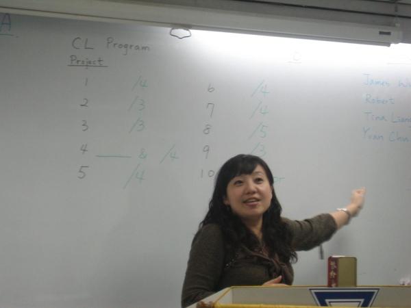 President-Nora Liu
