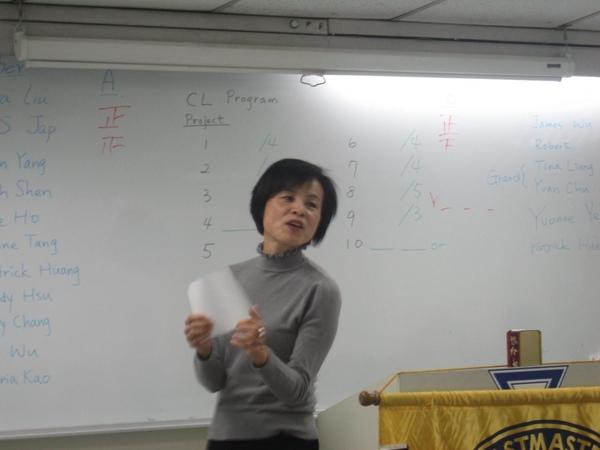 Ice Breaker Speaker- Wendy Hsu